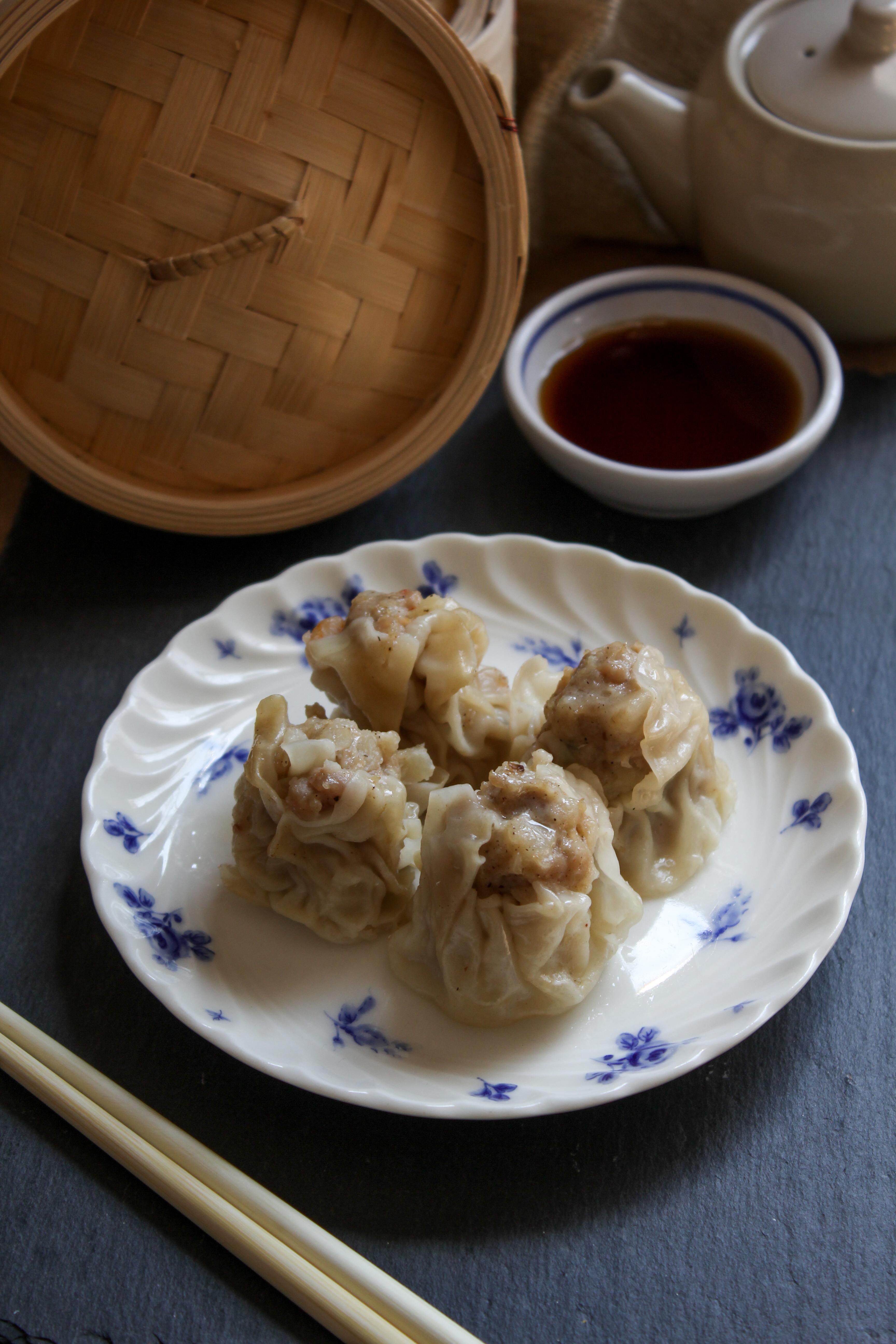ชูมัย ขนมจีบญี่ปุ่น และ Nutrition Fact